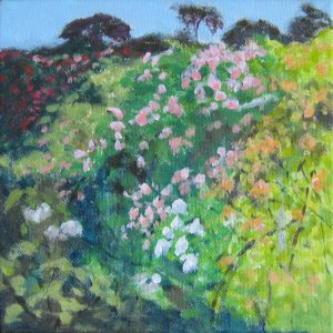 2012-landscapes-outdoor painting-Philippa Robert-Adelaide South Australia-Urrbrae House
