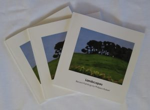 Book-Landscapes-Recent works by Philippa Robert