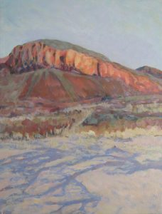 2012-landscapes-Philippa Robert-Near Ormiston Gorge