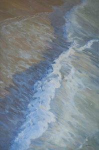 March-Shallows-seascapes-wave paintings-Adelaide South Australia-Philippa Robert-Shallows