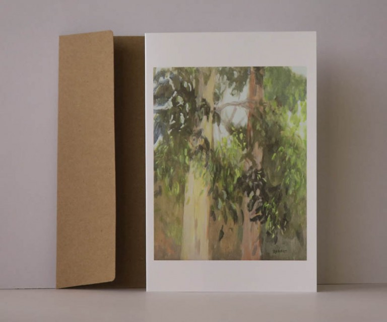 Eucalypts North Adelaide CARD PhilippaRobert