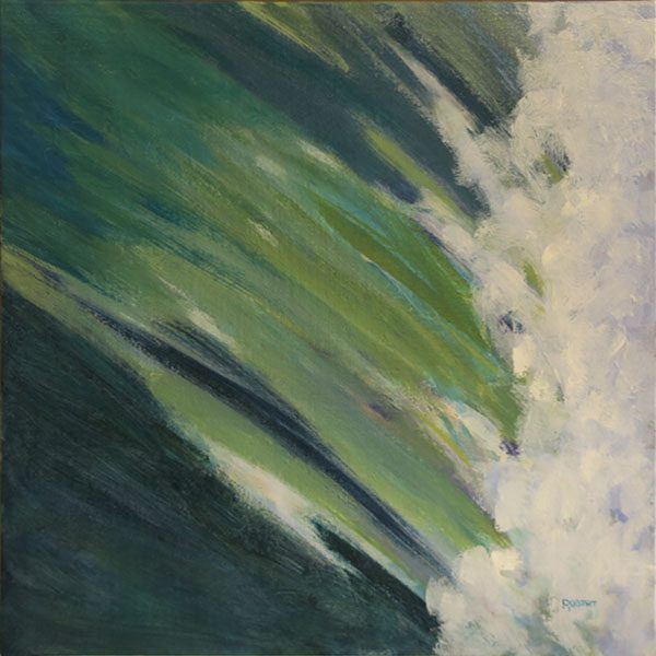 2017-4-seascapes-wave paintings-Philippa Robert-Adelaide South Australia-Cascading smlr